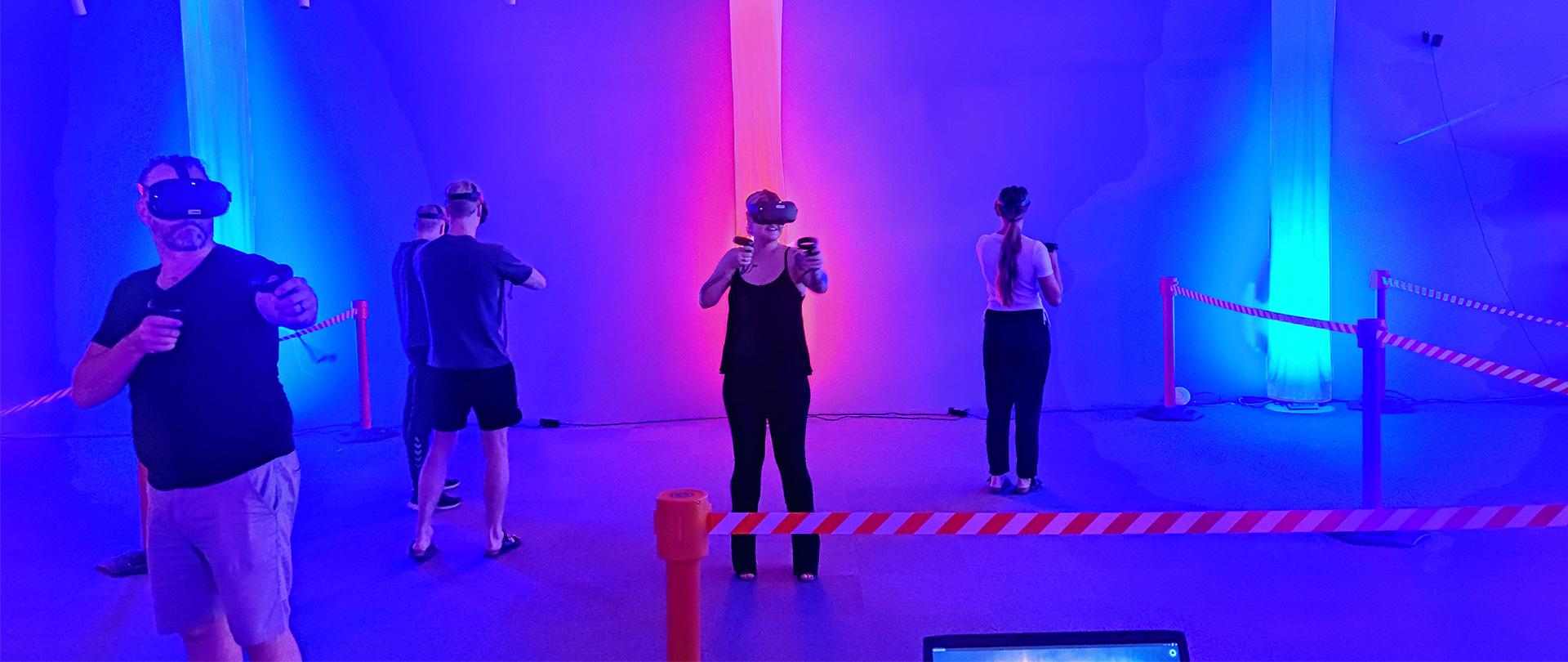 VR Center Väla